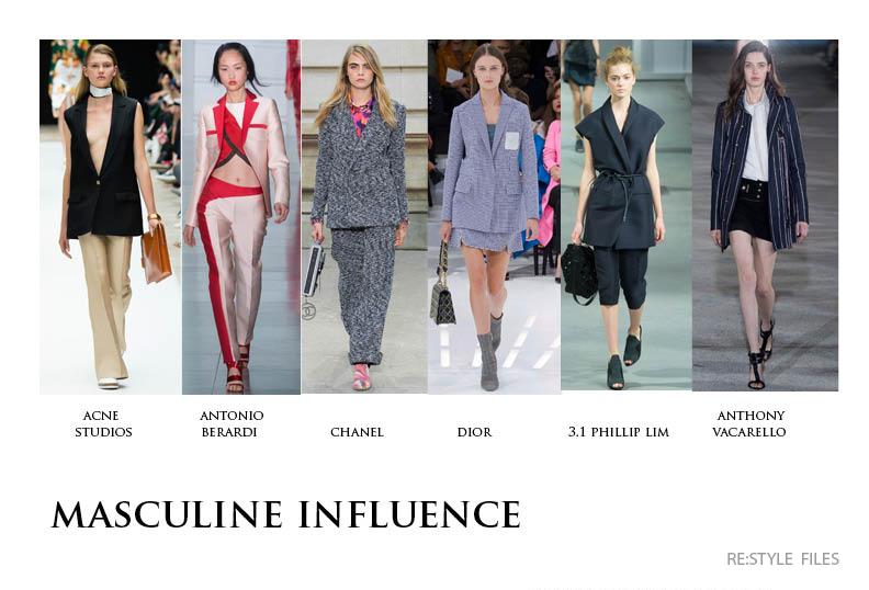 masuline influence  copy